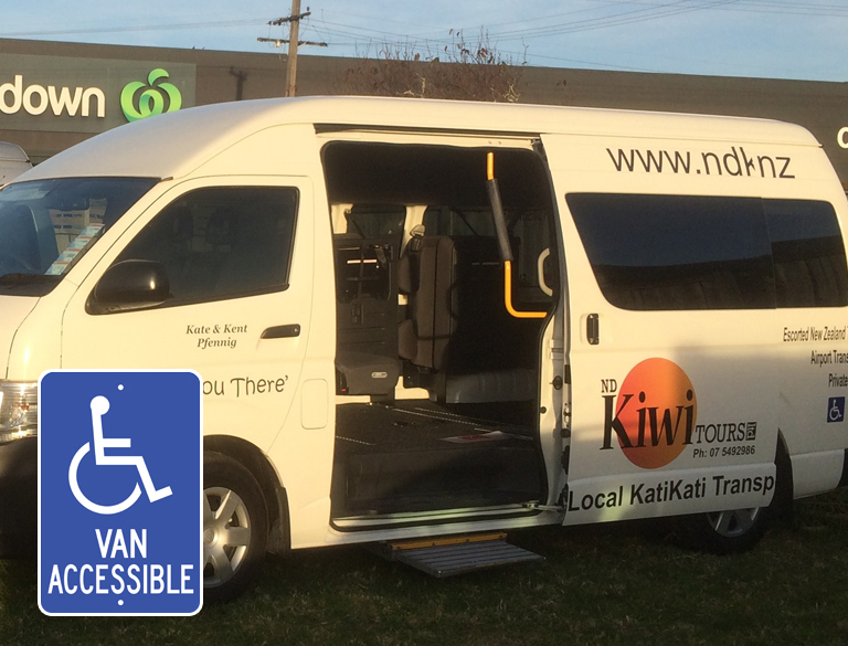 Wheelchair Accessible Van Hire